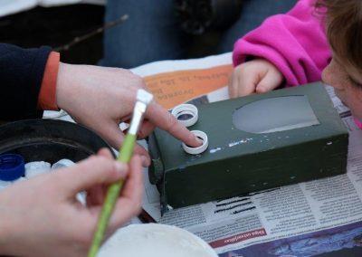 Ropotarnica - dan za spremembe - dijaški dom 6