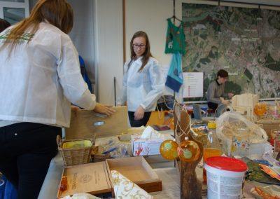 Ropotarnica - delavnica - Snaga - recikliranje - študenti - obnova15