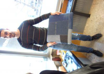 Ropotarnica - delavnica - Snaga - recikliranje - študenti - obnova8