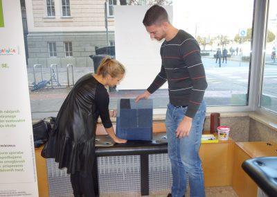 Ropotarnica - delavnica - Snaga - recikliranje - študenti - obnova17
