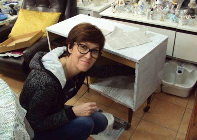 Ropotarnica - pohištvo - obnova - Suzana