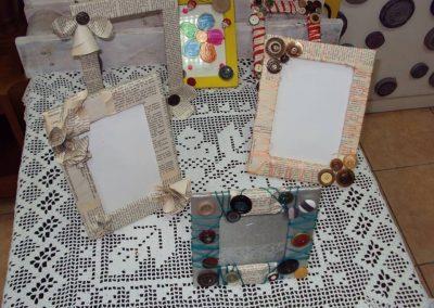 Ropotarnica - recikliranje - delavnica - papir - okvir2