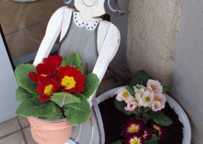 Ropotarnica - recikliranje - delavnica - pomlad 1