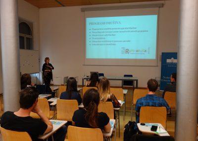 Dan Zemlje na Univerzi v Mariboru