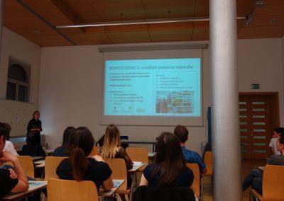 Ropotarnica - recikliranje - delavnica - predavanje - Polona