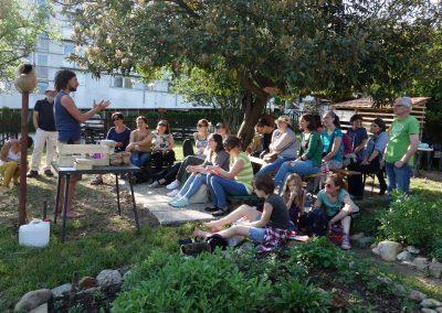 Ropotarnica - mestni vrt - dogodek - zanimivo