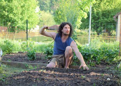 Ropotarnica - mestni vrt - dogodek - permakultura