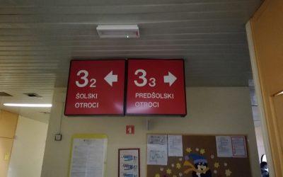Recikliranje v Bolnišnični šoli