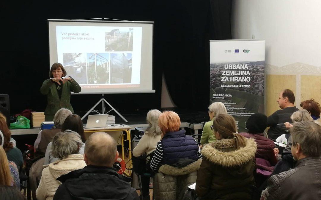 Sanja Lončar o samooskrbi in pomenu skupnosti