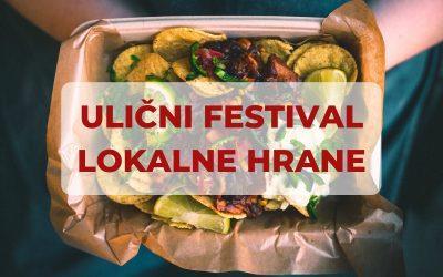 Ulilčni festival lokalne hrane
